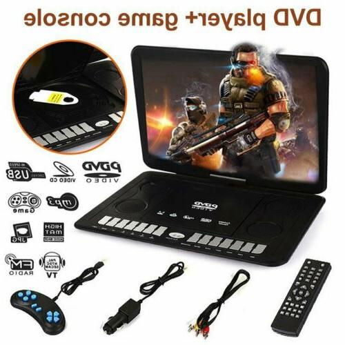13 9 portable dvd player hd cd
