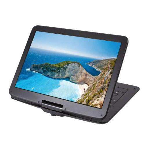 15'' Player HD Widescreen Rechargeable