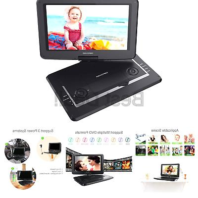 17 5 portable dvd player with 14