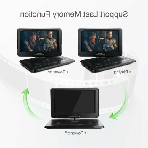 DBPOWER DVD Player with