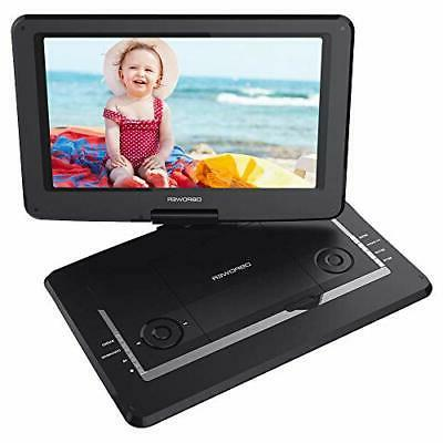 17 9 portable dvd player with 15