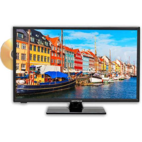 19 with DVD player Combo HDTV 720p 60Hz TV/DVD 19""