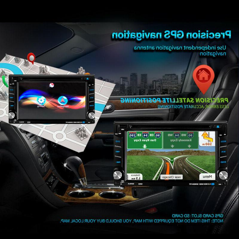 DVD Player SAT Navigation Touch Double