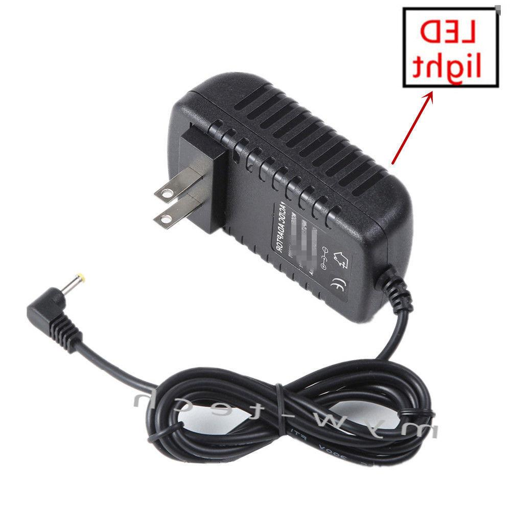 AC/DC Wall Charger Power  Adapter Cord For Pyle PDV156BK 15""