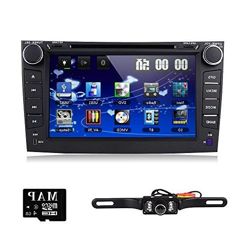 For Toyota Corolla 2007 2008 2009 2010 2011 Car DVD Player 8