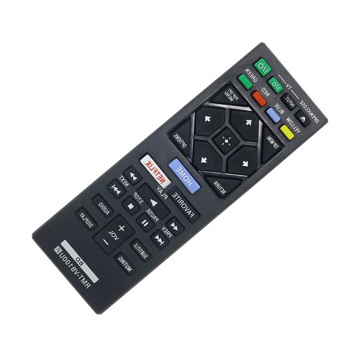 Generic Remote Control for Sony Blu-ray DVD Player BDPS3500