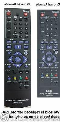 New AKB72033902 Replace Remote Control fit for LG Blu-ray DV