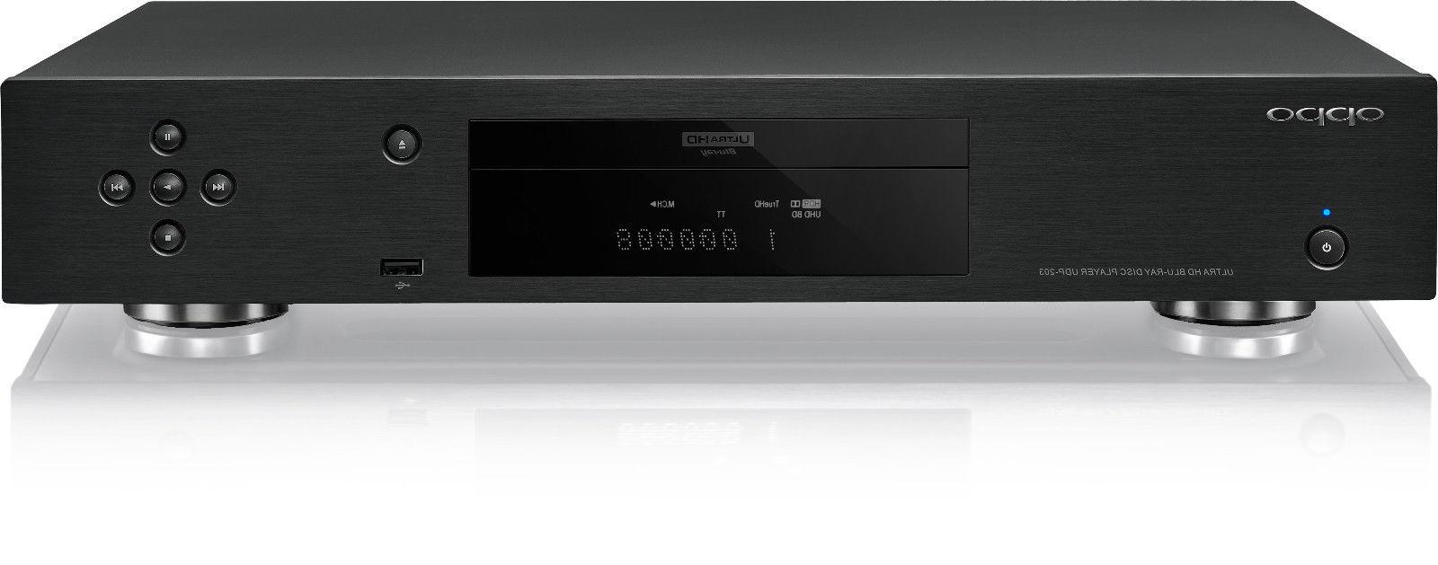 OPPO DIGITAL UDP 4K UNIVERSAL NETWORK DVD PLAYER