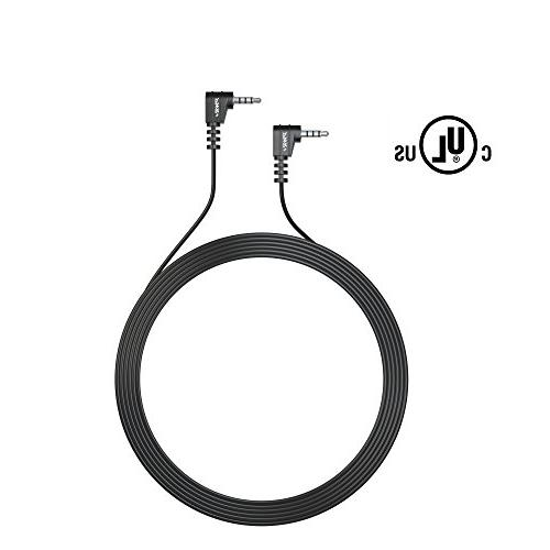 PWR+ 3 Ft Cord 3 5mm Screen-to-Screen Audio and