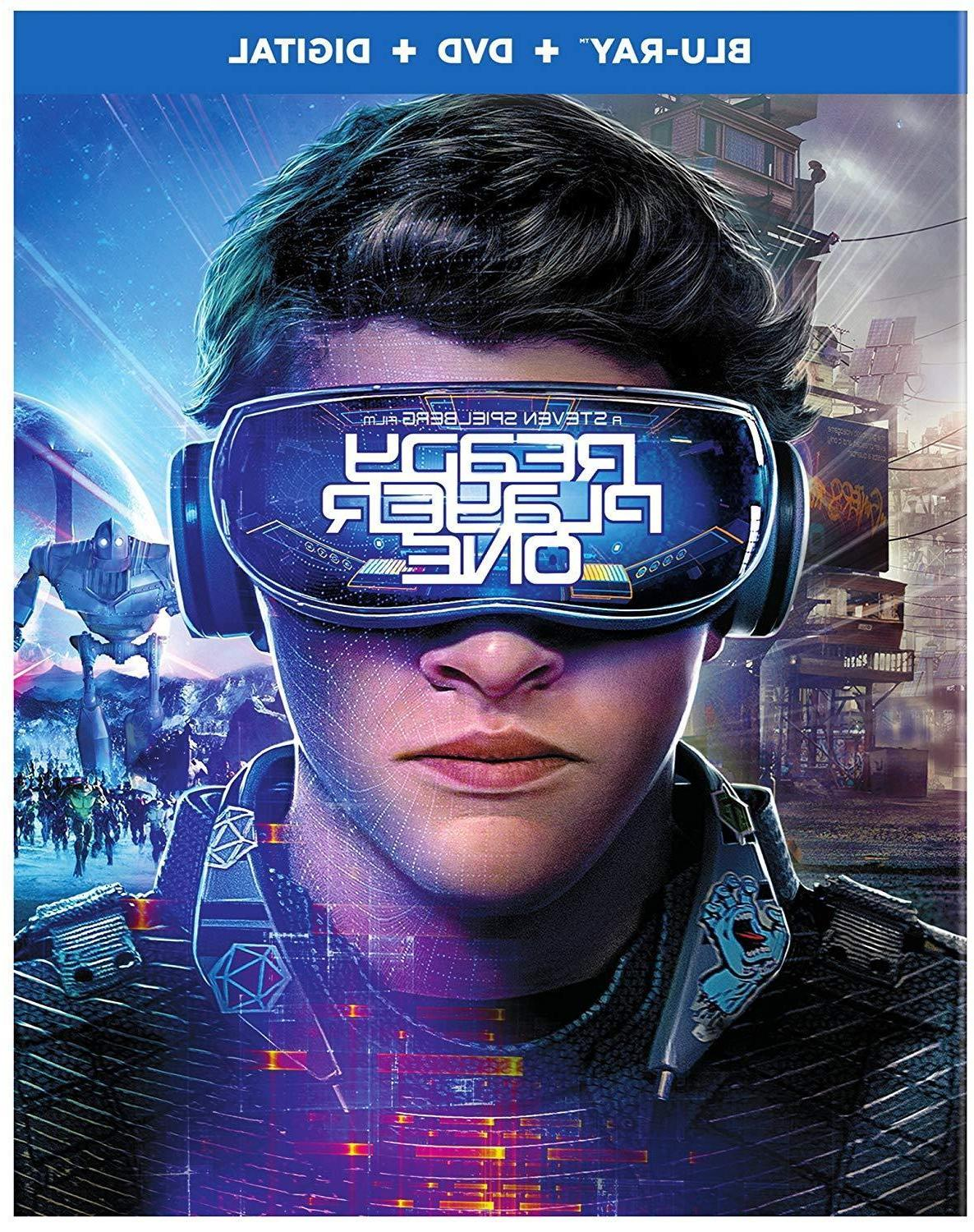 Ready Player One 2018, w/ SLIP SHIPPING**