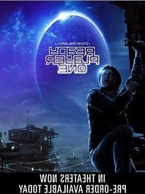 Ready Player One  Manufactured On Demand, With Blu-Ray, 2 Pa