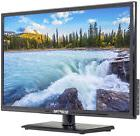 "Sceptre 24"" Class FHD  LED TV  with Built-in DVD Player"
