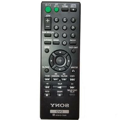 Sony RMT-D197A DVD Player Remote Control for DVP-SR201P, DVP