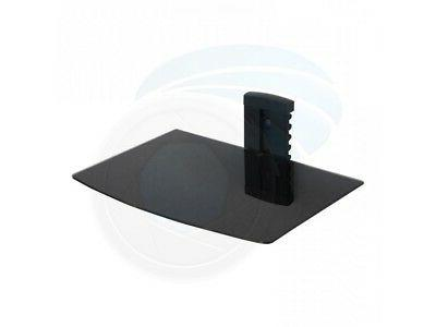 adjustable shelf for dvd player cable box