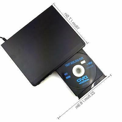All DVD Player LONPOO Player with HDMI