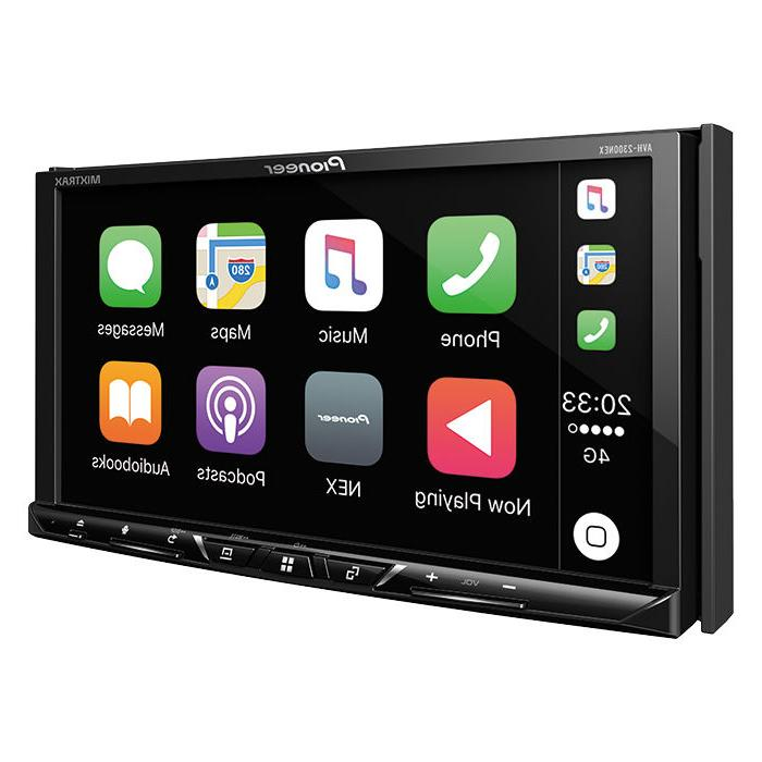 Pioneer AVH-2300NEX Double 2 DIN DVD/CD Player Bluetooth And