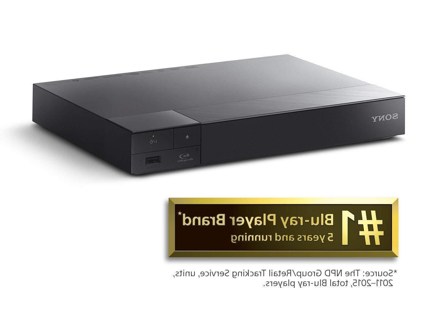 Sony BDP-S6500 HD Blu-ray Player Wi-Fi play PS3 games