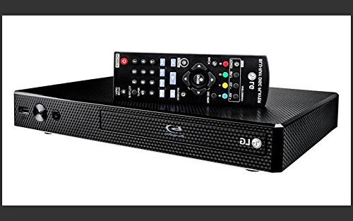 LG BPM35 Blu-Ray Player Built-In & Apps