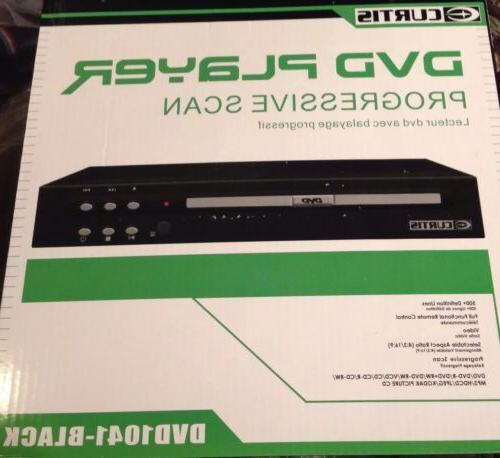 compact dvd player with full function remote