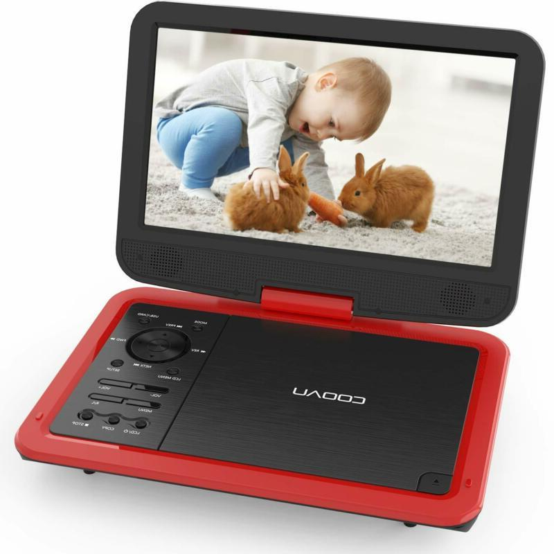 cooau 11 5 portable dvd player