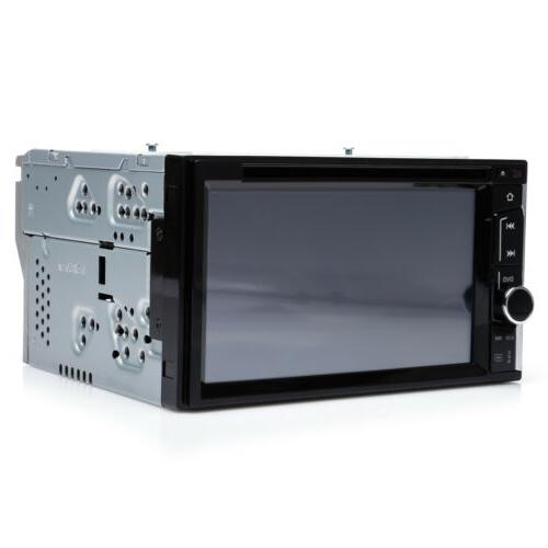Car Radio Double 2 DVD GPS