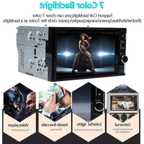 Car Bluetooth Double 2 DVD GPS Navigation
