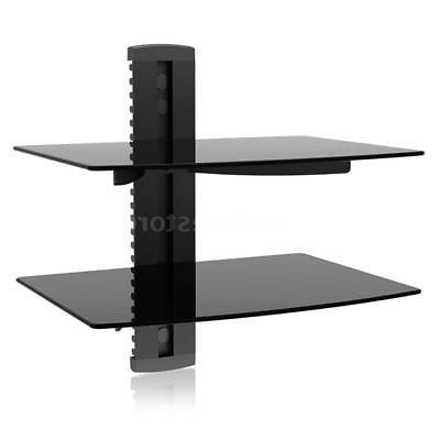 Dual Shelves Wall Stand Mounted V1W5