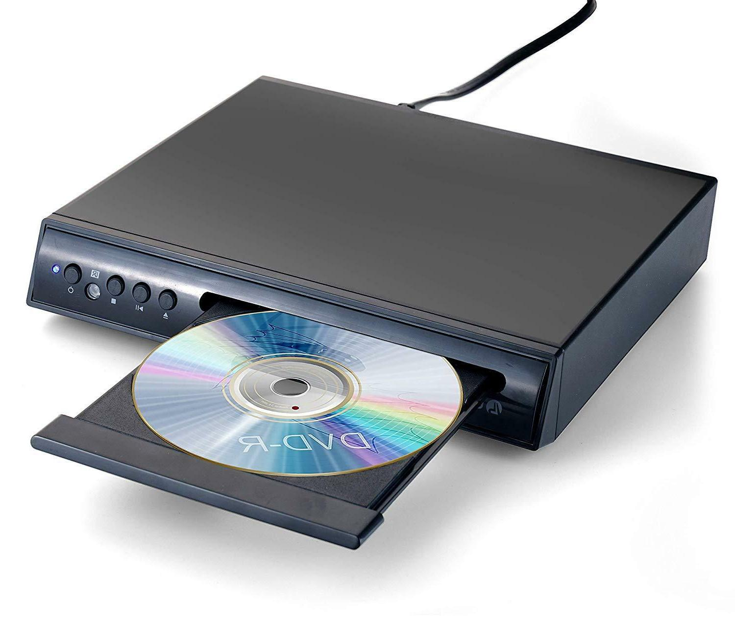 Borne DVD/JPEG/CD-R/CD-RW/CD TV with Remote, Front