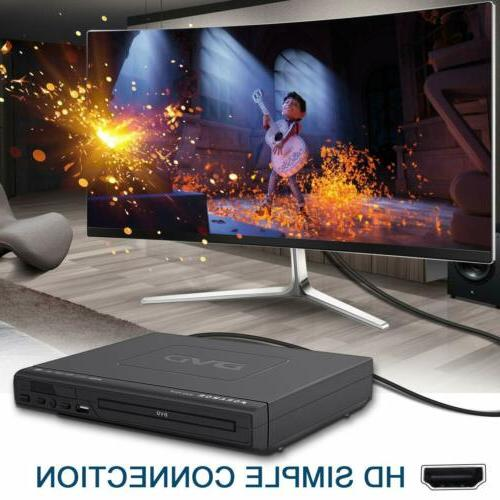 DVD Player,Foramor HDMI DVD Player for 1080P Full HD HDMI