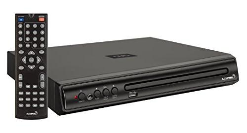 Impecca Compact – Digital DVD with Remote Built-in PAL/ USB Player