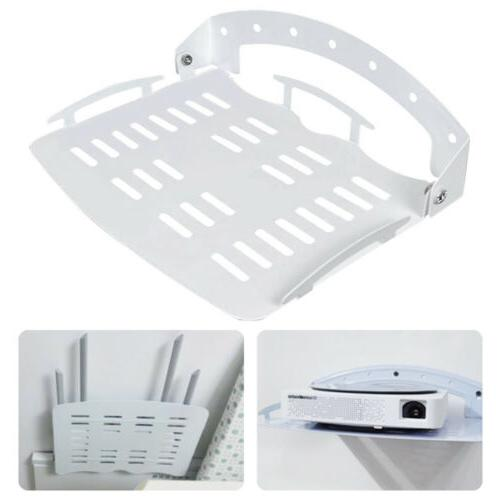 Wall Mount Bracket Storage Foldable for DVD