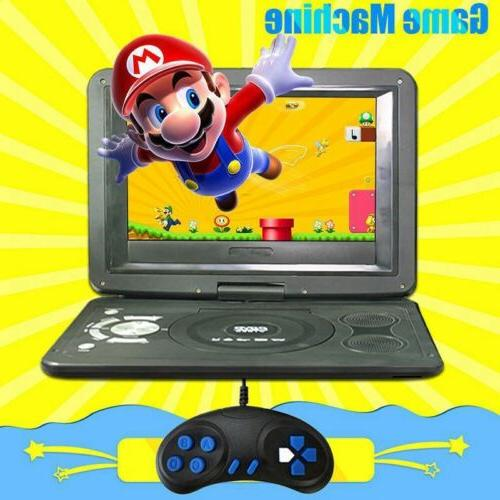 "HD TV 13.9"" Portable 16:9 Swivel LCD Screen USB"