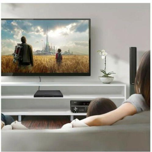 Hdmi Player With Remote Control