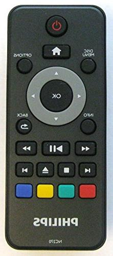 ORIGINAL PHILIPS NC270MH REMOTE for PHILIPS Blu-ray Disc/DVD