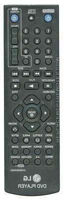 NEW LG DVD Player Remote Control AKB35840201