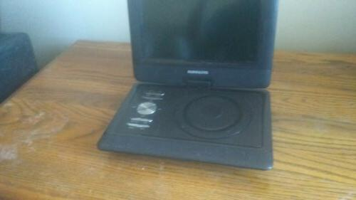 portable DVD player TV movie video DVD player    local pick