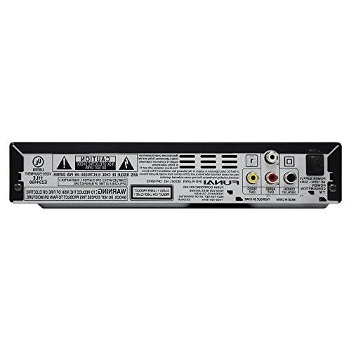Funai RDP100FX5 DVD Player