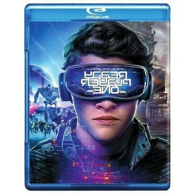 ready player one blu ray dvd new