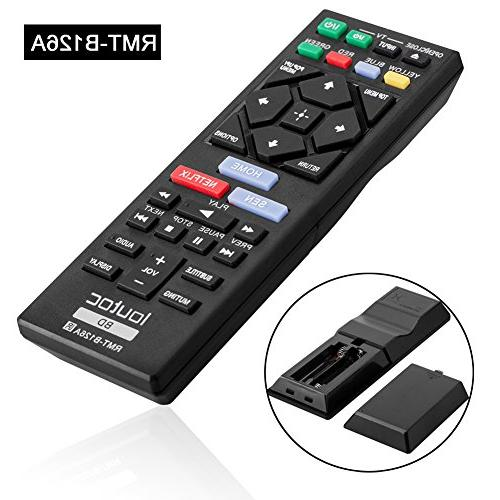 LOUTOC RMT-B126A for Sony Blu Ray Player Remote