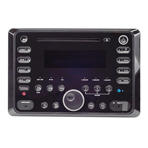 Magnadyne RV5090 AM/FM/CD/DVD/BT Wall Remote