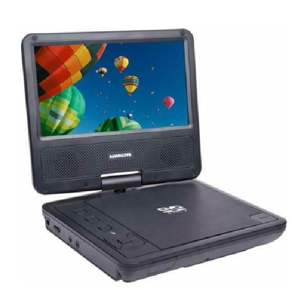 sdvd7078 7 portable dvd player with swivel