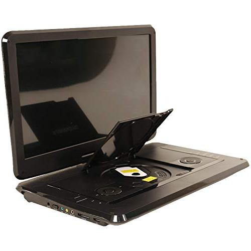 Sylvania Portable DVD Player with USB & SD Slot