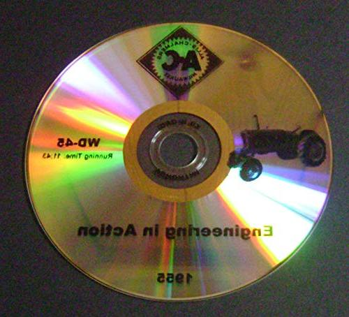 tractor dvd
