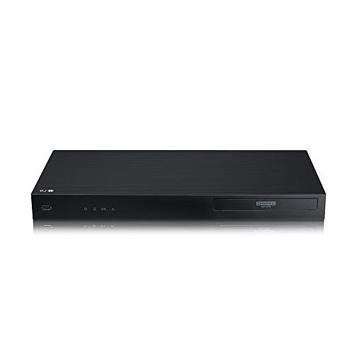 LG 4K Blu-ray with Vision