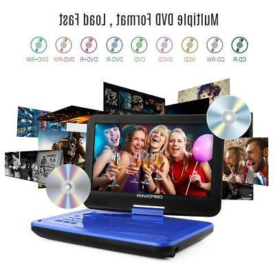 【Upgraded】 DBPOWER Portable Player with HD Swivel