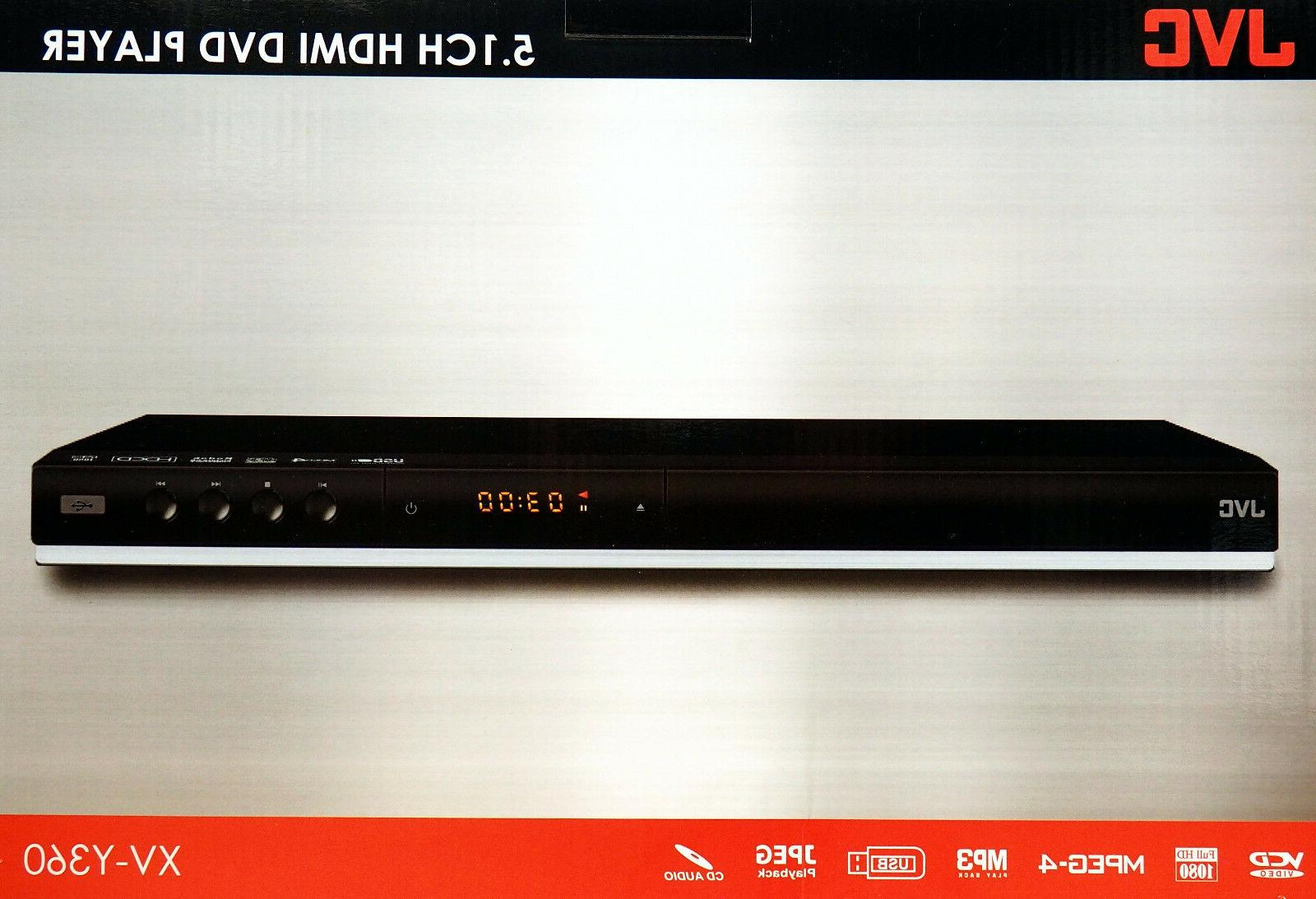 JVC XV-Y360 All Region 5.1