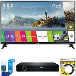 "LG 49"" Class Full HD 1080p Smart LED TV 2017 Model  with Syl"