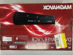 Magnavox MDV260V DVD Player & VCR with Line-in Recording / N
