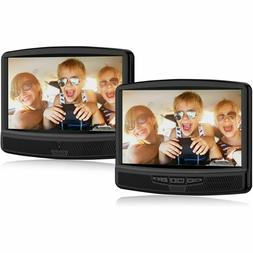 """RCA Mobile DVD 2 Screen System 10""""  New in Box  DRC79108   7"""