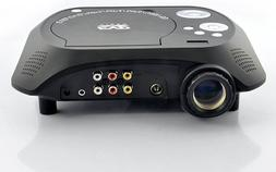 LED Multimedia Projector with DVD Player - 480x320, 20 Lumen